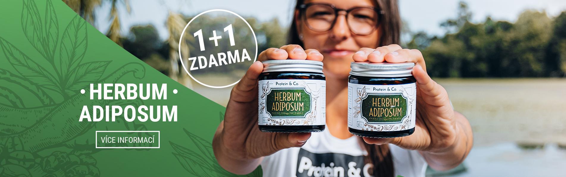 Herbum adiposum 1+1