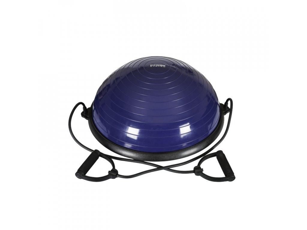 balanční míč modrý