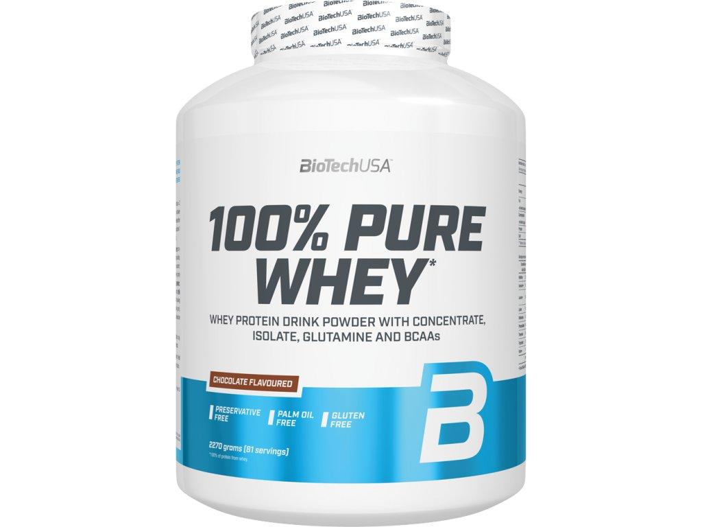 100% Pure Whey (BioTech USA)