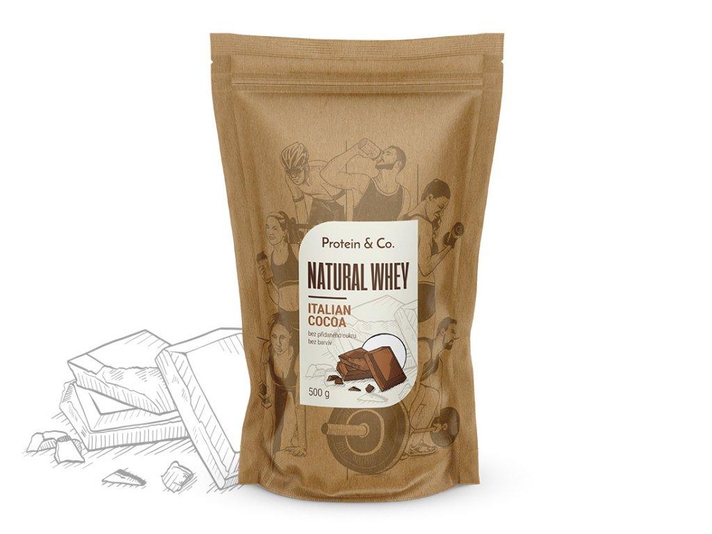 jahoda 1000 natural whey 01