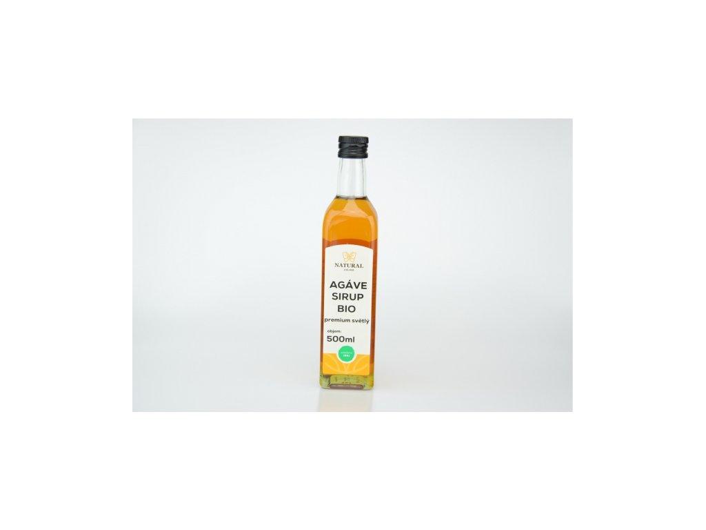 sirup agave naturalJihlava