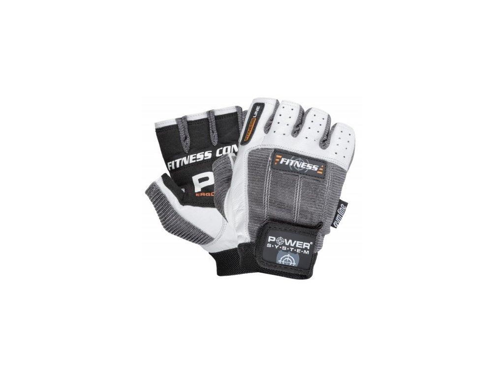 Fitness rukavice FITNESS (POWER SYSTEM)