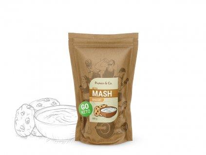 Keto mash – proteinová dietní kaše