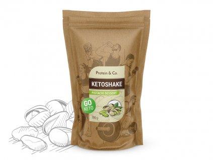 Ketoshake - proteinový dietní koktejl