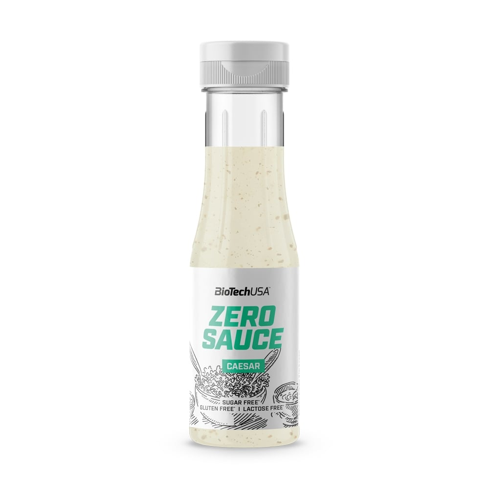 Zero Sauce 350 ml (BioTech USA) Příchuť 1: Caesar