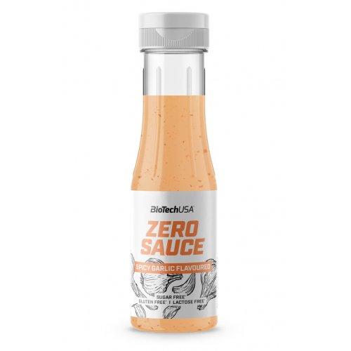 Zero Sauce 350 ml (BioTech USA) Příchuť 1: Spicy Garlic