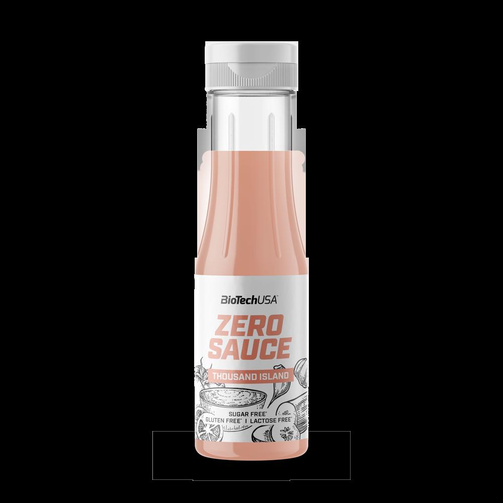 Zero Sauce 350 ml (BioTech USA) Příchuť 1: 1000 Island