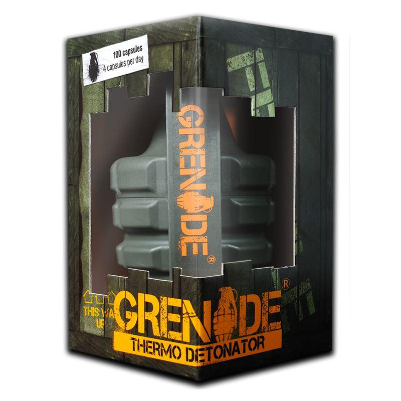 Grenade 100 kapslí (Grenade)