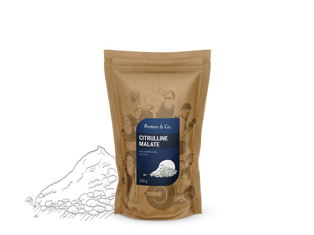 Protein&Co. CITRULLINE MALATE 250 g