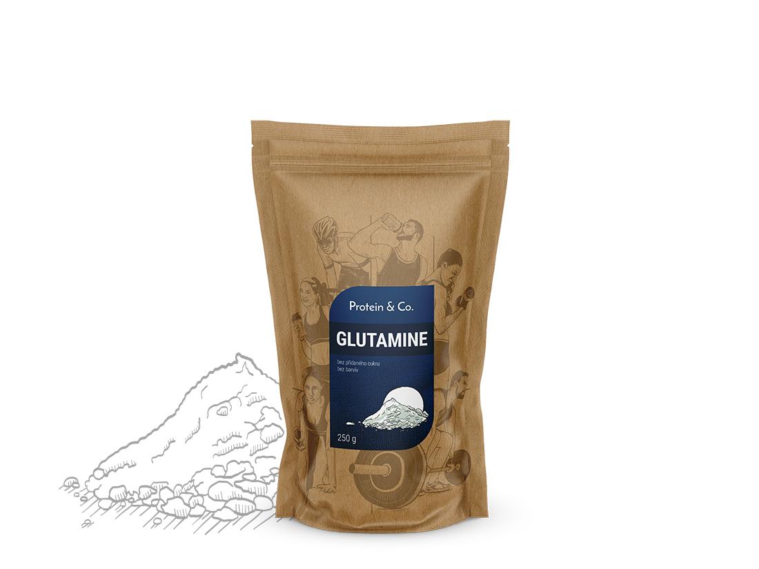 Protein&Co. Glutamine – 250 g