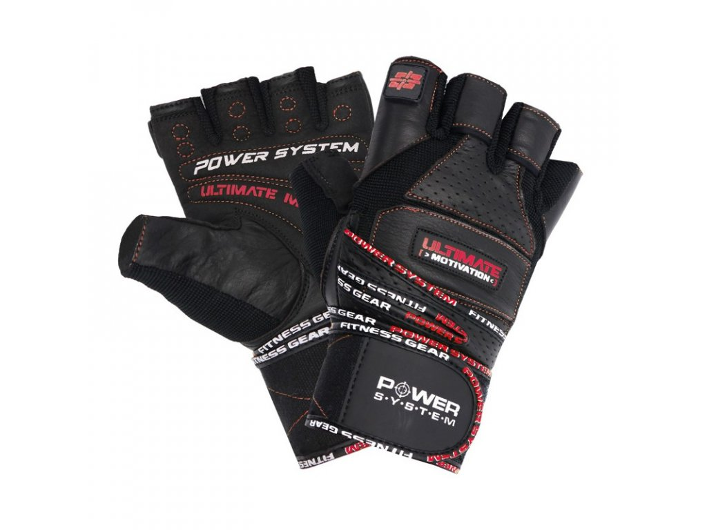 power system fitness rukavice ultimate motivation