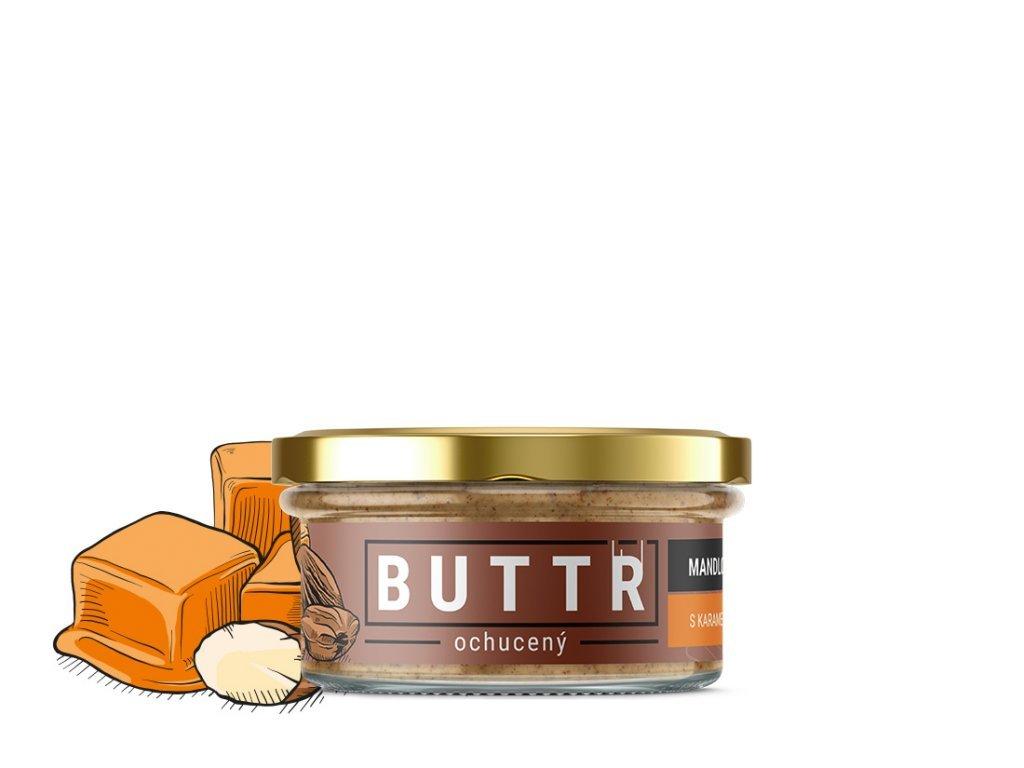 Mandlové krémy ochutené – 50 g