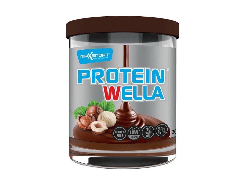 maxsport proteinwella 200g original