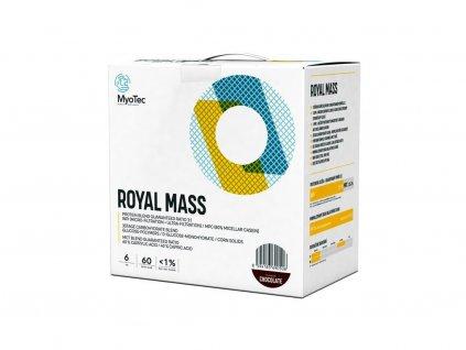 royal mass