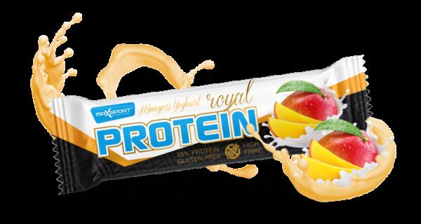 MAX SPORT s r.o. Royal Protein Bar 60 g Príchut´: Mango Yoghurt