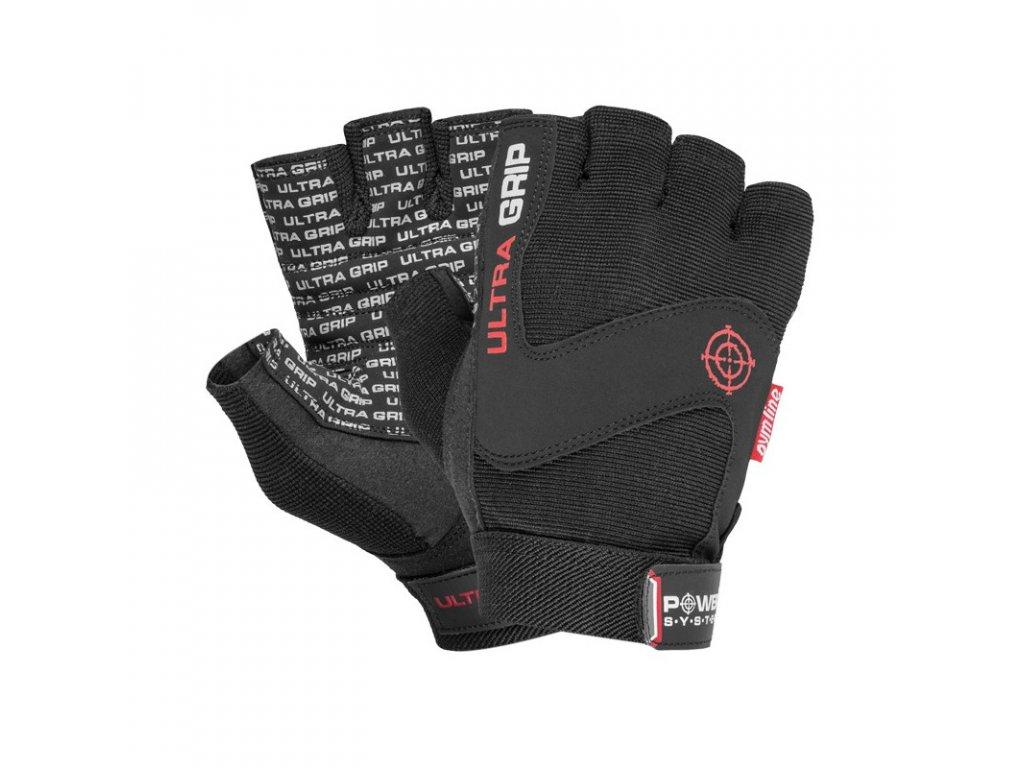 Fitness rukavice ULTRA GRIP (POWER SYSTEM) Veľkosť: L