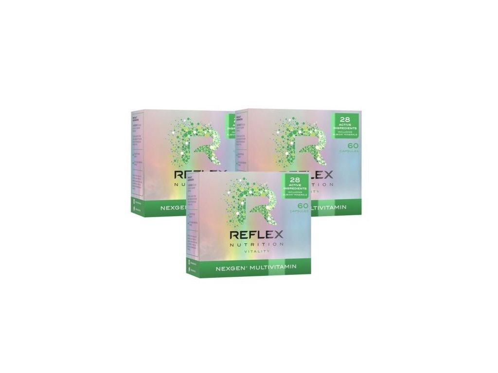 Nexgen® 60 kapsúl (Reflex Nutrition)