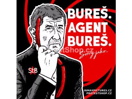 Agent bureš watermark