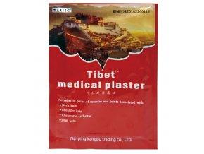 8 kusů NÁPLASTÍ podle tajného Tibetského receptu
