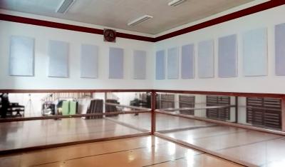 Taneční sál - ZUŠ Tišnov