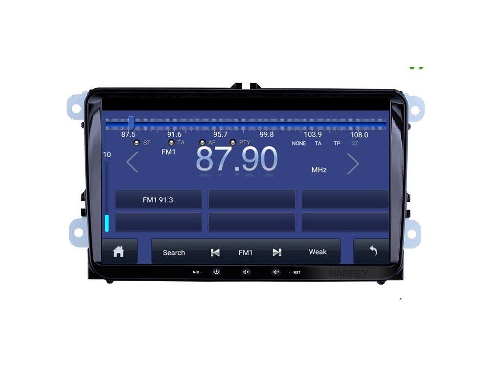 Harfey 2din Android 9 1 GPS Navi 9inch Car Multimedia Player Auto Radio For Skoda Seat.jpg 960x960