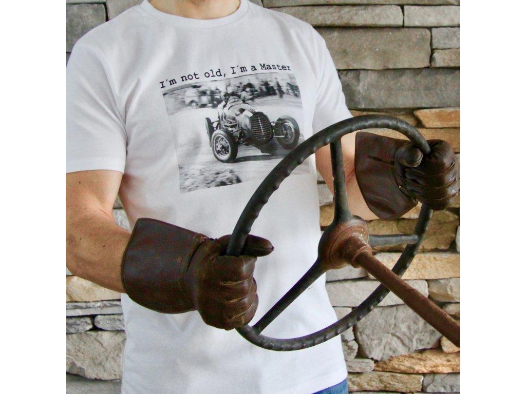 Triko Master Petrolhead (Velikost L)