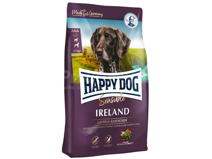 Sensible Ireland livo