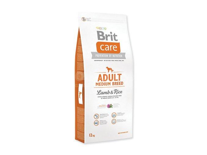 brit care medium lamb