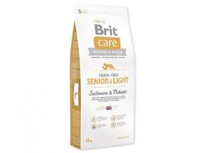 brit care senior salmon 12