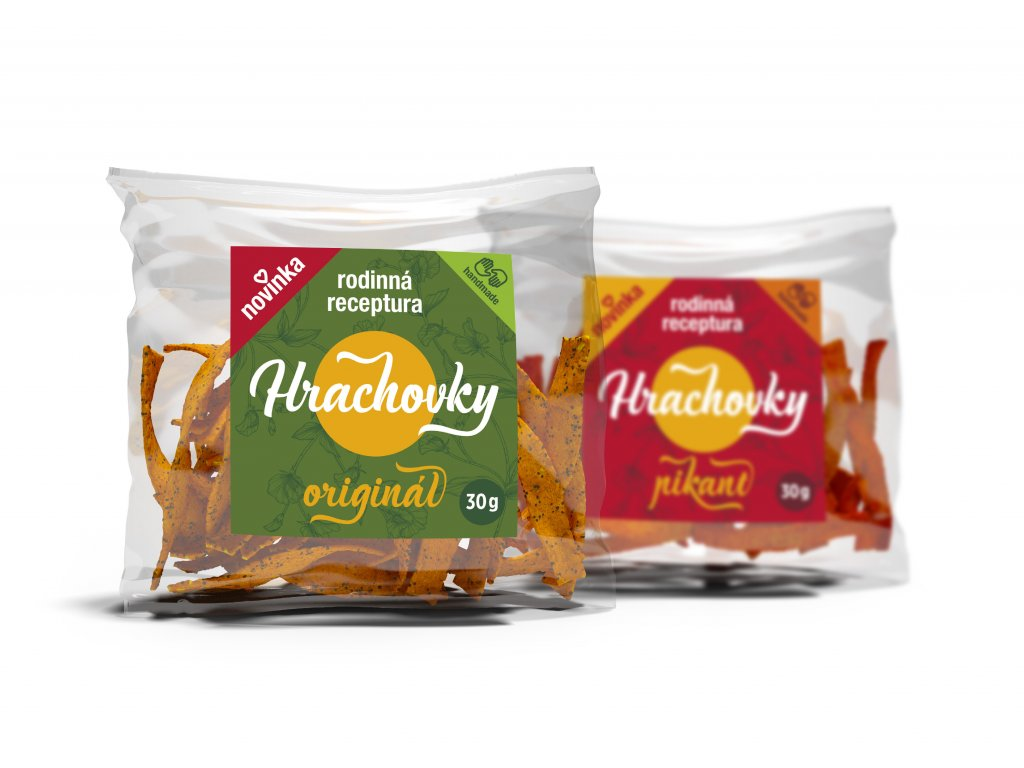 hrachovky mix