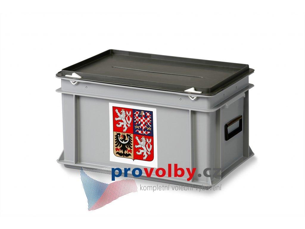volební urna malá s madly