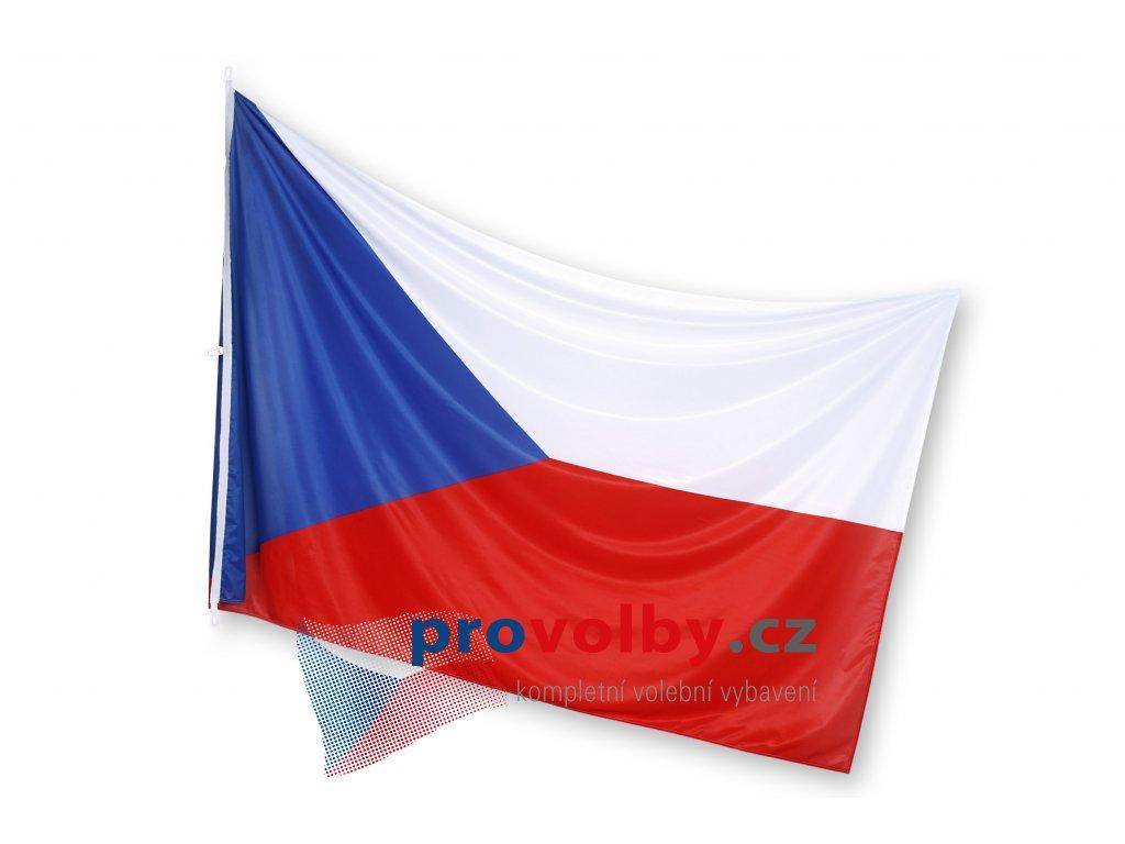 státní vlajka čr velká, karabina