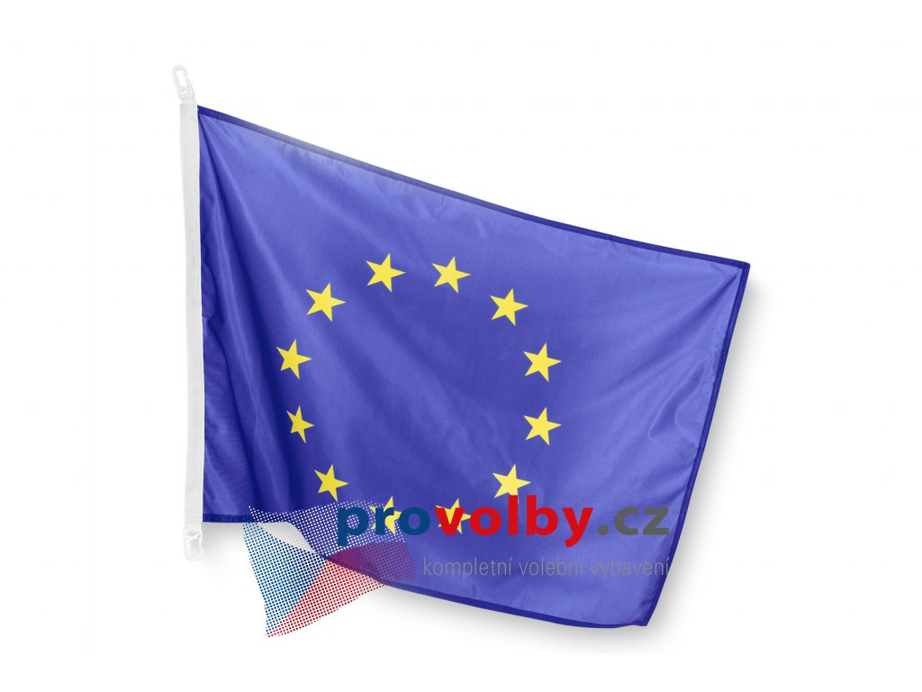 vlajka eu, karabina