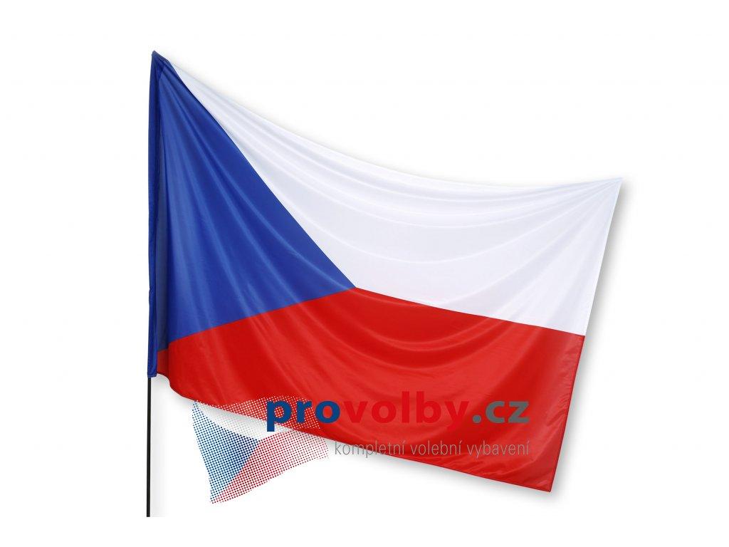 státní vlajka čr, tunýlek