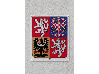 státní znak plexisklo (3)