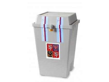 volební urna velká plast (2)