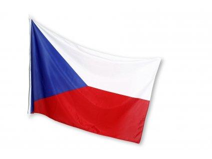 vlajka čr malá, karabina