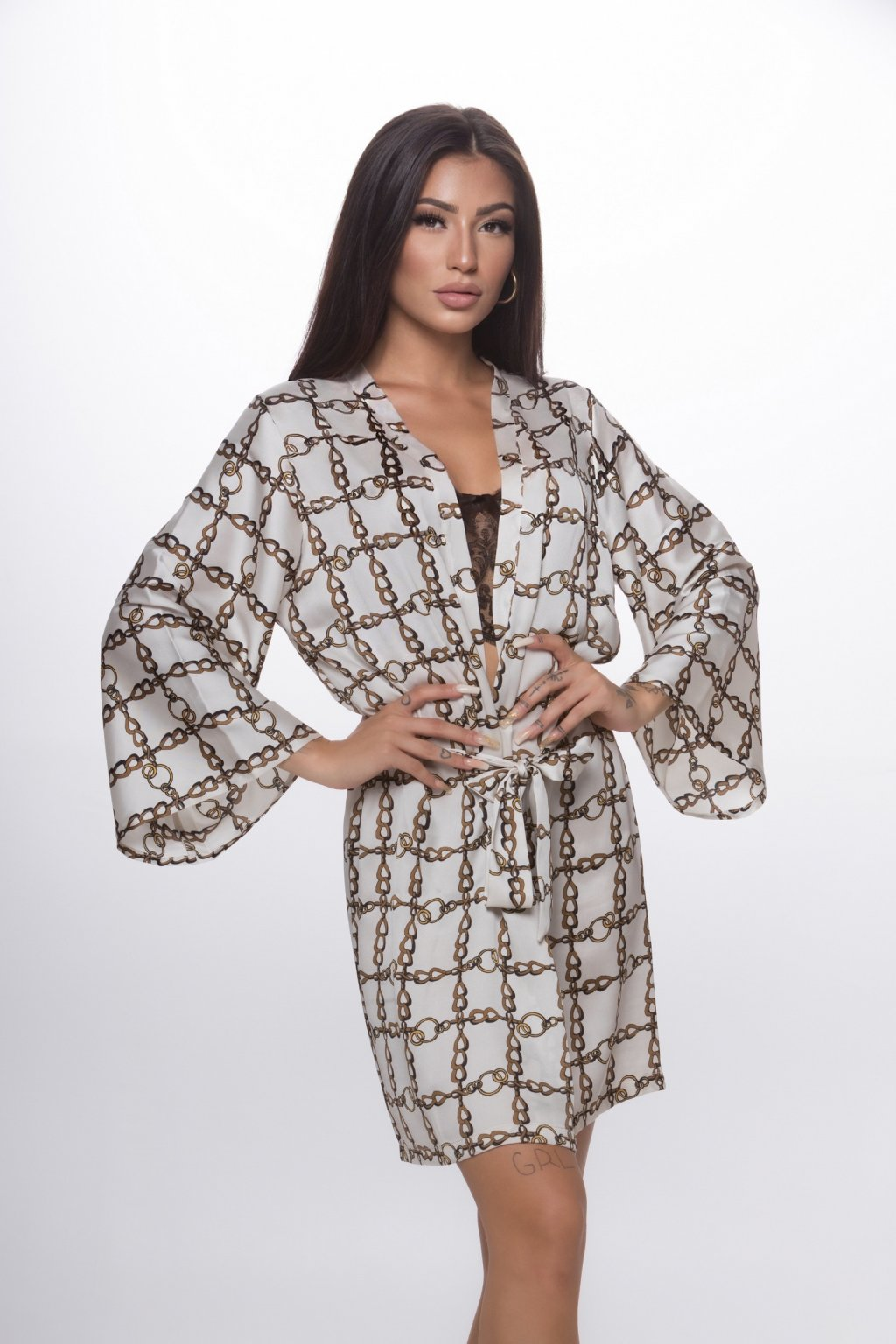Kimono Bianca