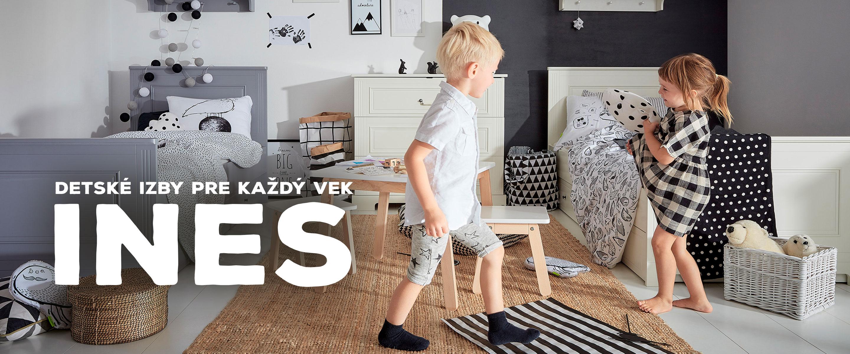 Detské izby INES