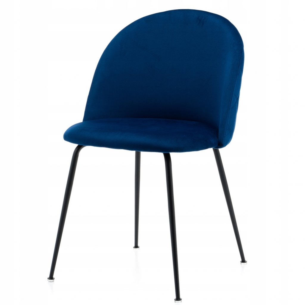 PROXIMA.store luxusna jedalenska stolicka MODENA PREMIUM modra 4