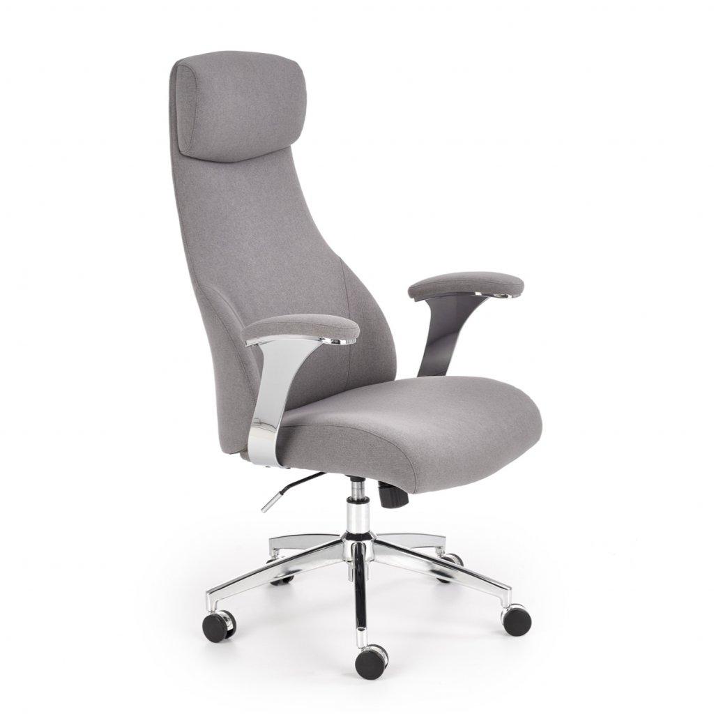 PROXMA.store kancelarska siva latkova NORRIS textilna 2
