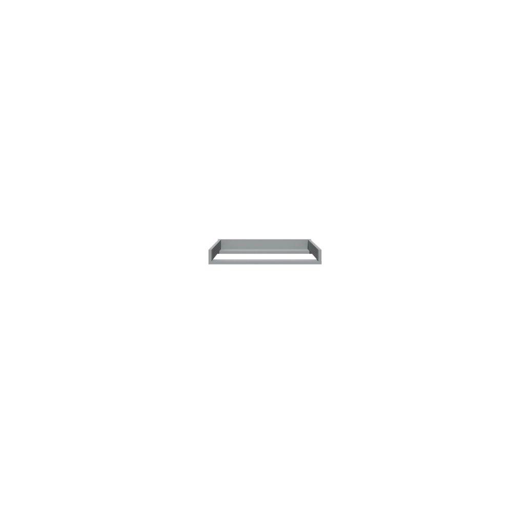 PROXIMA.store prebalovaci pult lotta gray sivy 2