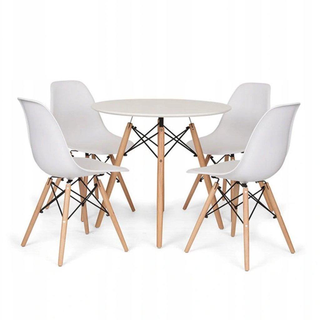 PROXIMA.store okruhly jedalensky stol PORTI 60 9