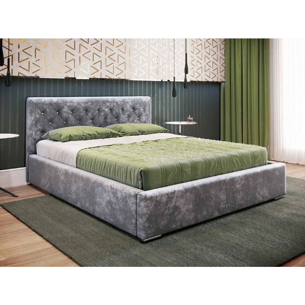 PROXIMA.store calunena postel na mieru VENEZIA 4