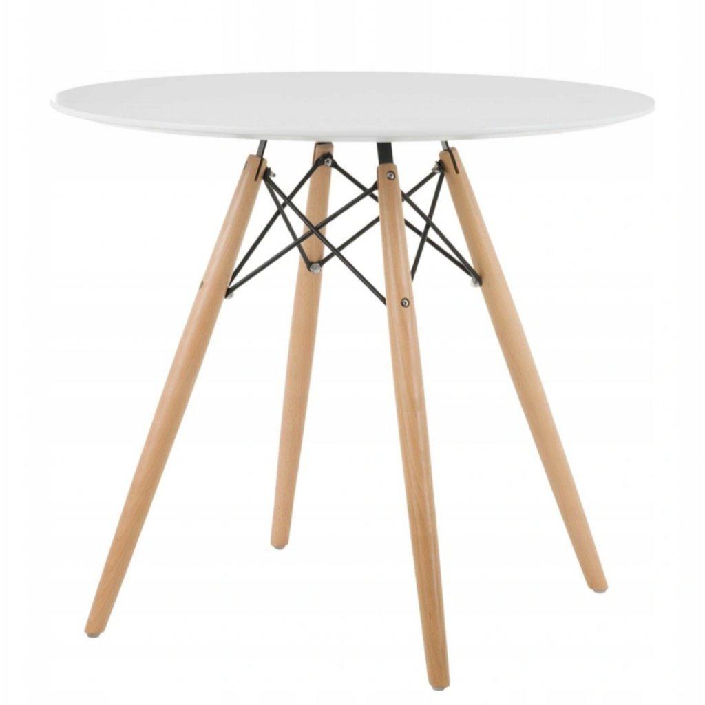 PROXIMA.store okruhly jedalensky stol PORTI 60 8
