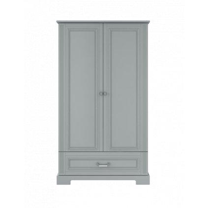 Ines grey wardrobe 01