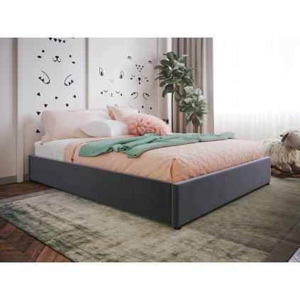 PROXIMA.store dalunena postel dinan zakladna s uloznym priestorom 1