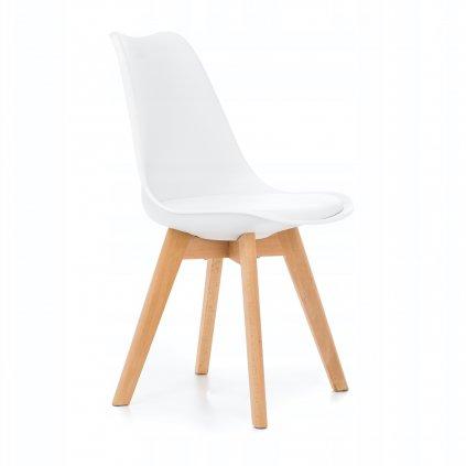 PROXIMA.store Jedálenská stolička DUBLIN biela 7