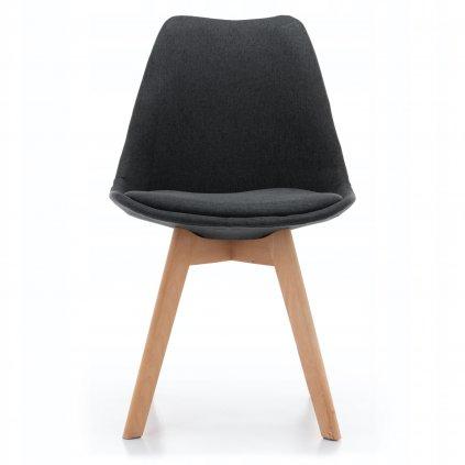 PROXIMA.store Jedálenská stolička DUBLIN tmavosivá 1