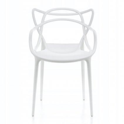 PROXIMA.store jedálenská stolička STYLE biela 8